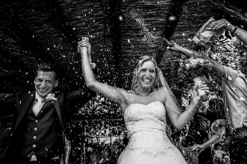 Een trouwreportage van Arno kenmerkt zich door een zeer unieke stijl waar momenten, creativiteit en details de basis vormen.