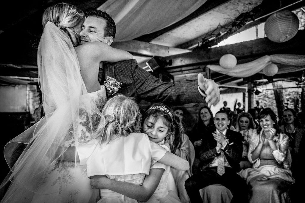 Unieke bruidsfotografie