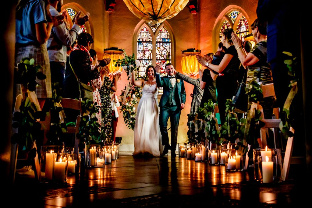 Bruidsfotografie ceremonie
