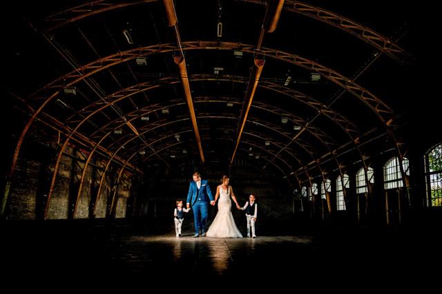 Trouwdag in Beeld - Bruidsfotografie