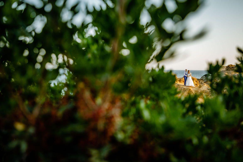 Bruidsfotograaf in het buitenland Portugal trouwreportage