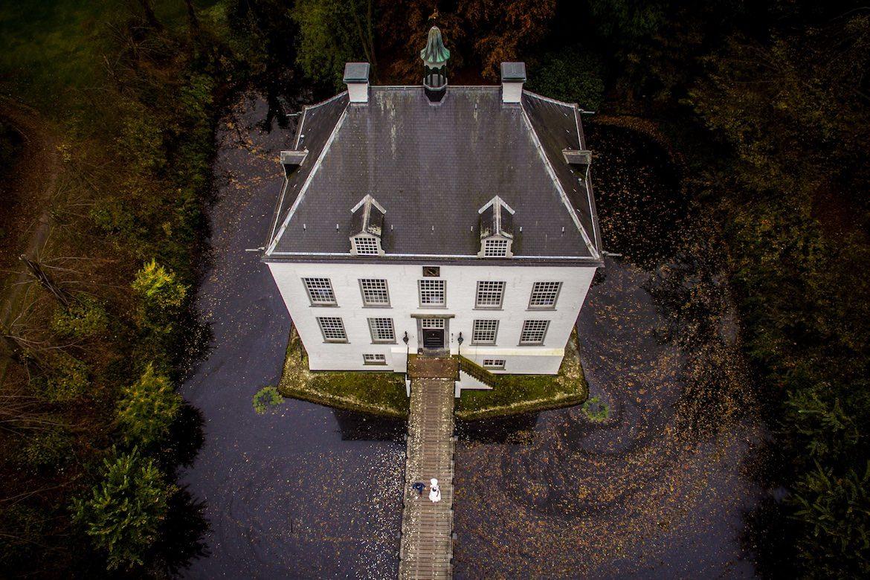 Bruidsfotografie Arno de Bruijn fotograaf bruiloft, trouwen witte kasteel