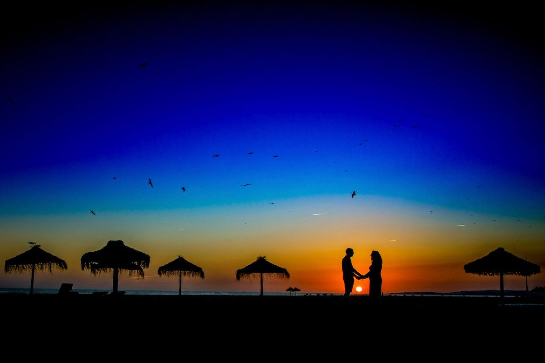 Portugal sunset Destination Wedding Bruidsfotografie Arno de Bruijn fotograaf bruiloft