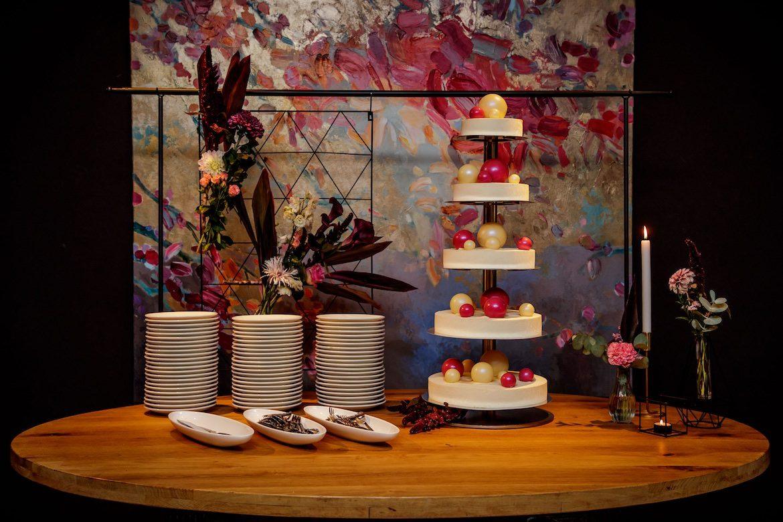 Bruidstaart Details en voorbereidingen Bruidsfotografie Arno de Bruijn fotograaf bruiloft