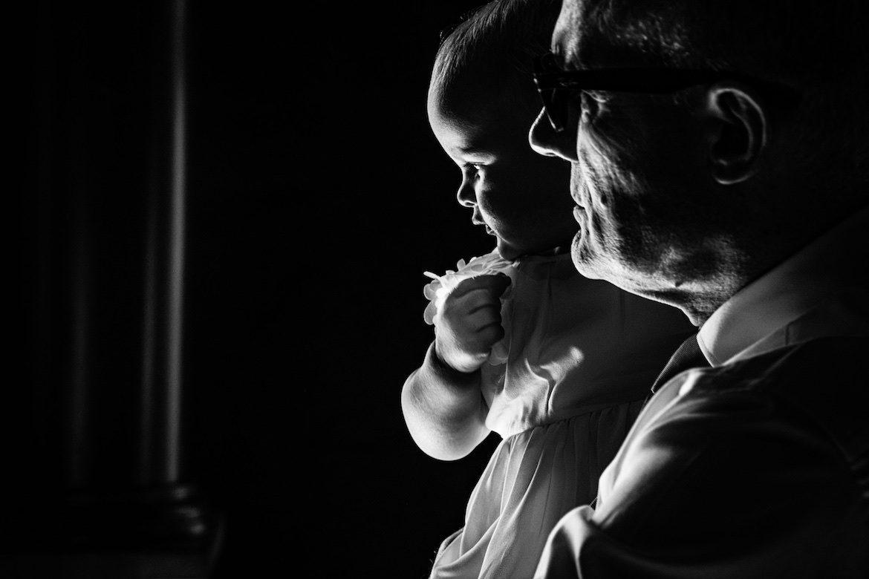 Echte Momenten tijden trouwceremonie met kinderen Bruidsfotografie Arno de Bruijn fotograaf bruiloft