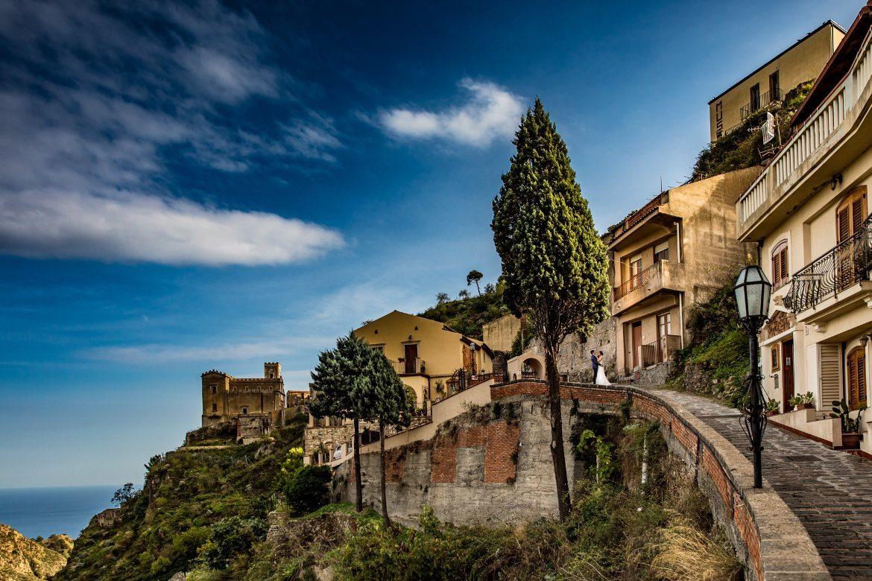 Trouwen in het buitenland trouwreportage Sicilië Italië