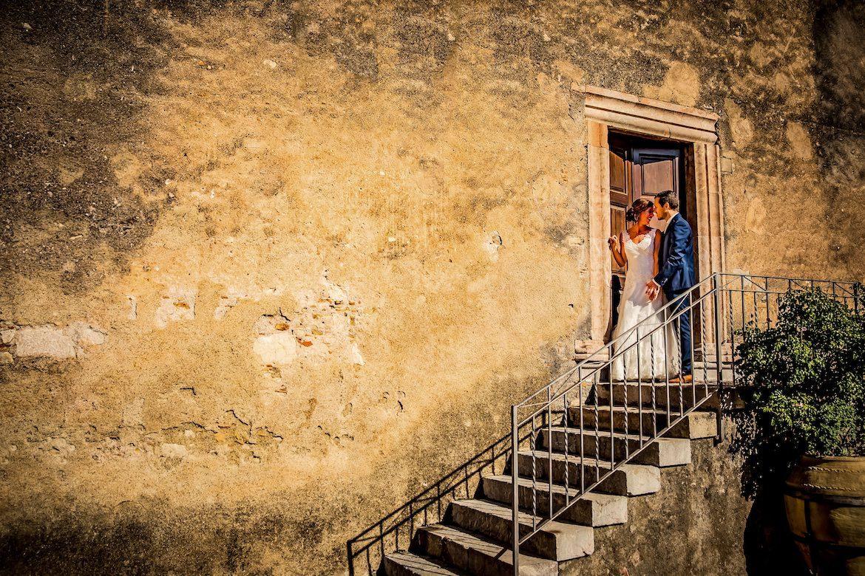 Bruidsfotograaf in het buitenland trouwreportage Sicilië Italië