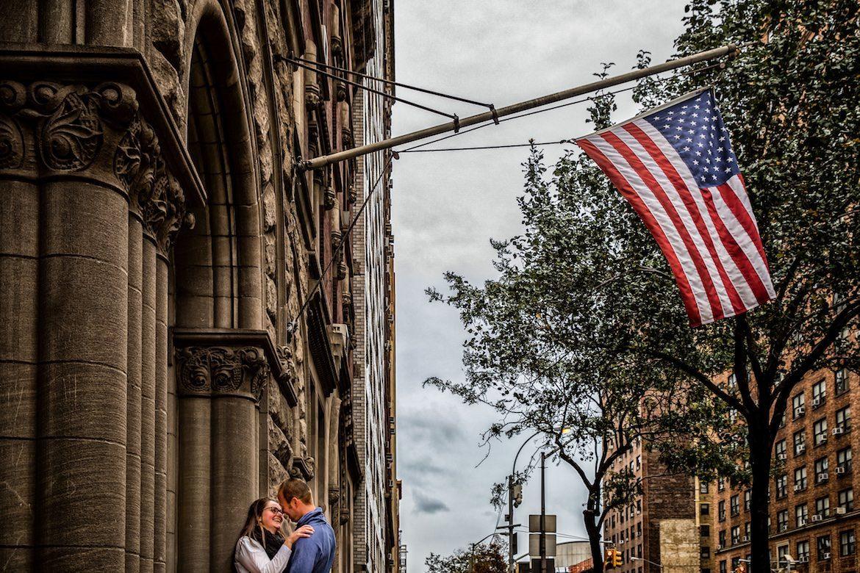 Bruidsfotograaf in het buitenland trouwreportage New York