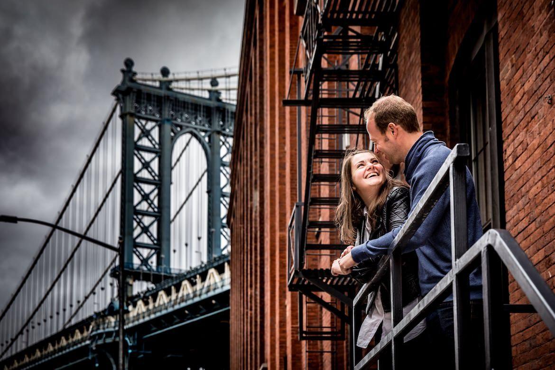 Trouwen in het buitenland trouwreportage New York
