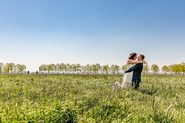 Weilanden Trouwreportage Bruidsfotografie Arno de Bruijn fotograaf bruiloft