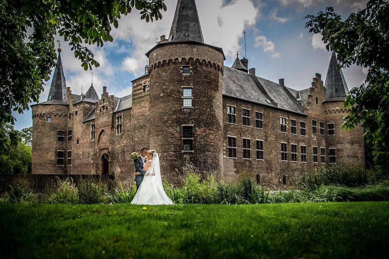 Klooster Kasteel Helmond Bruidsfotografie Arno de Bruijn fotograaf bruiloft