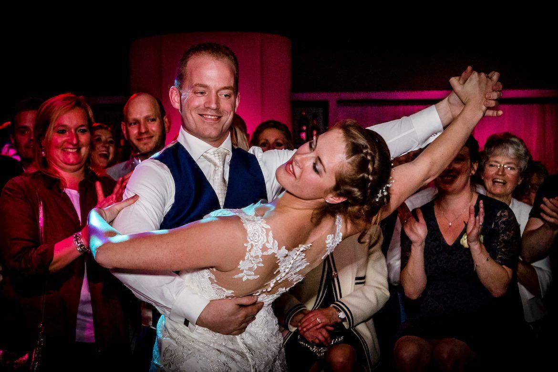 Wedding Party feestfotografie Bruidsfotografie Arno de Bruijn fotograaf bruiloft
